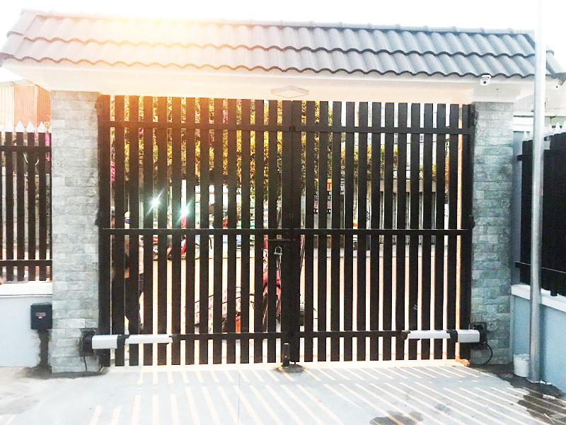 Cổng mở tay đòn PHOBOS AC A50