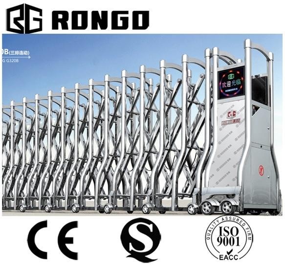 Cổng xếp RONGO G320B