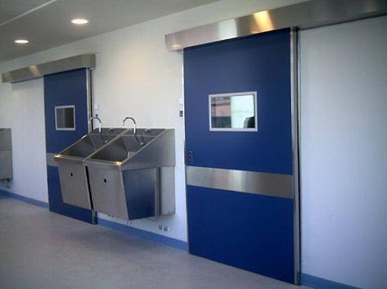 Cửa bệnh viện KTH nhập khẩu từ Đài Loan